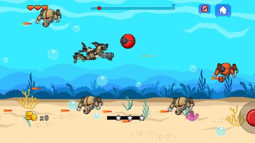 Robot Shark Attack 2.5 screenshots 4