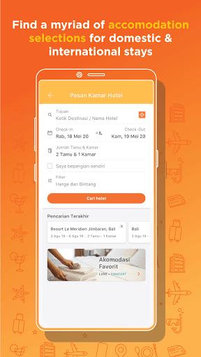 Pegipegi - Buy Hotel, Flight, Train & Bus Ticket android2mod screenshots 5