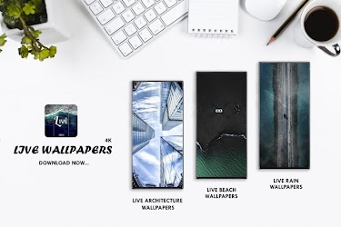 Live Wallpapers - HD & 4K Live backgrounds .APK Preview 1