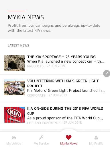 MyKia screenshots 19