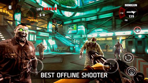 DEAD TRIGGER - Offline Zombie Shooter 2.0.1 Screenshots 1
