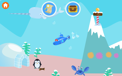 Carl the Submarine: Ocean Exploration for Kids  screenshots 15