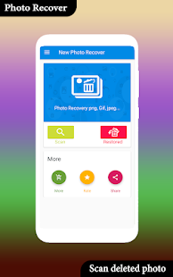 Recover deleted photos Restore deleted pictures