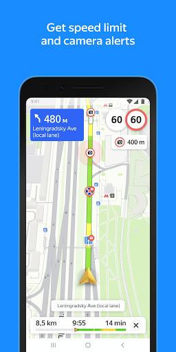 Yandex.Maps u2013 Transport, Navigation, City Guide  screenshots 2