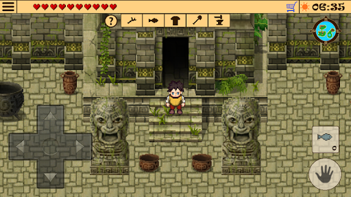 Survival RPG 2 - Temple ruins adventure retro 2d android2mod screenshots 6