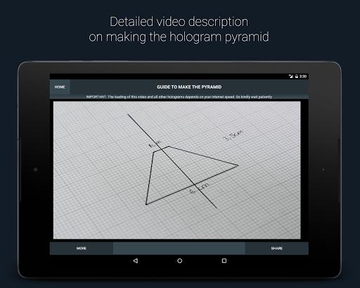 Hologram 3D - Phone Projector 3.3.0 screenshots 8