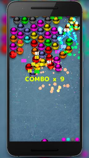 Magnetic balls bubble shoot 1.206 screenshots 5