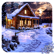 Winter Holiday Live Wallpaper