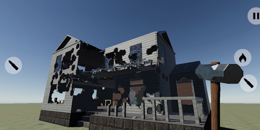Building Destruction Prototype  screenshots 3