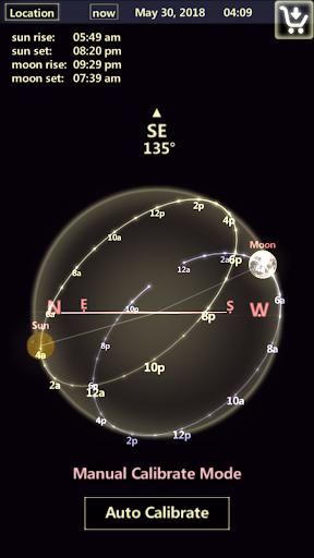 Sun & Moon Tracker  screenshots 2