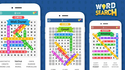 Word Search 1.4.10 screenshots 16