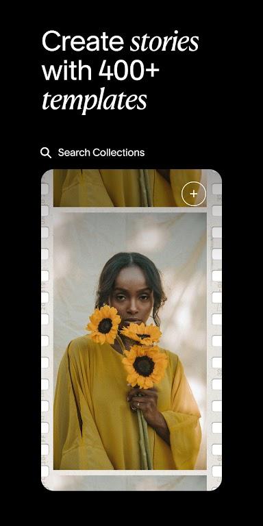 Unfold — Story Maker & Instagram Template Editor poster 1