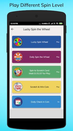 Lucky Spin the Wheel - Win Free FF Diamond screenshots 5