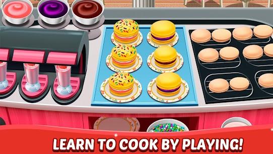 Cooking Games for Girls Food Fever & Restaurant 4