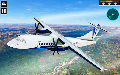 Plane Pilot Flight Simulator: Airplane Games 2019 1.3 screenshots 5