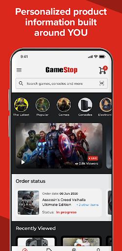GameStop android2mod screenshots 3