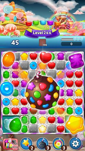 Télécharger Gratuit My Jelly Bear Story: New candy puzzle apk mod screenshots 2