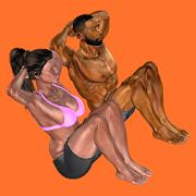3D Sit Ups Home Workout