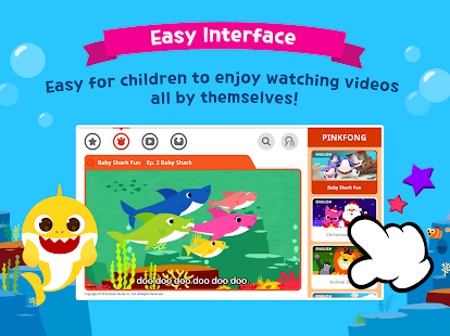 Baby Shark TV : Pinkfong Kids' Songs