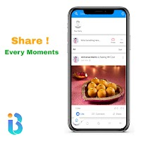 Indo Buddy - India's Social Media App .