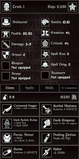 Grim Quest - Old School RPG 0.18.13 screenshots 6