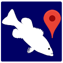 My fishing places: navigatior