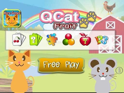 QCat Games : fruit ( free ) 2.5.1 screenshots 13