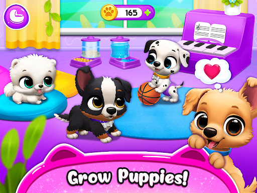 FLOOF - My Pet House - Dog & Cat Games  screenshots 11