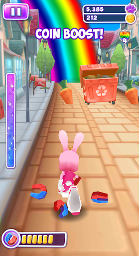 Bunny Run - Bunny Rabbit Game 1.3.0 screenshots 1