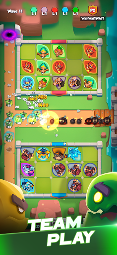 Rush Royale - Tower Defense game PvP apkdebit screenshots 16