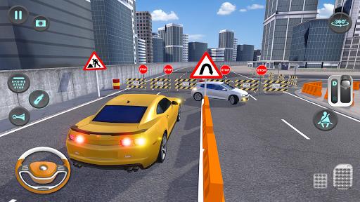 Modern Car Driving School 2020: Car Parking Games 1.2 screenshots 5
