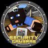 Security Cameras Mod + Village Guards game apk icon
