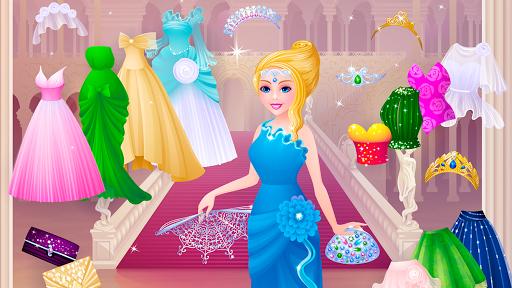 Cinderella Dress Up  screenshots 1