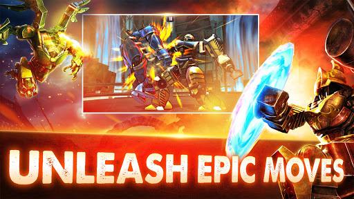Télécharger gratuit Ultimate Robot Fighting APK MOD 2