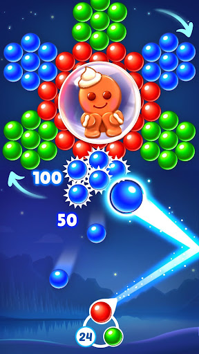 Bubble Shooter ud83cudfaf Pastry Pop Blast apk 2.3.9 screenshots 3