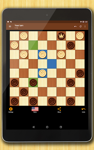Checkers - strategy board game 1.82.0 Screenshots 10