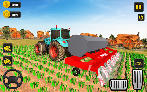 Grand Farming Simulator-Tractor Driving Games 2021 1.16 screenshots 13