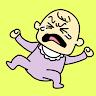 Don't cry baby Simgesi
