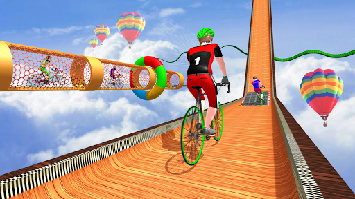 BMX Cycle Freestyle Race 3d  screenshots 19