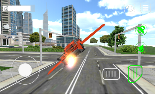 Flying Car 3D 2.7 Screenshots 3