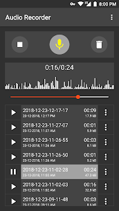 Audio Recorder (No Ads) For Pc (2020) – Free Download For Windows 10, 8, 7 1