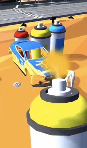 Slot Cars Racing  screenshots 4