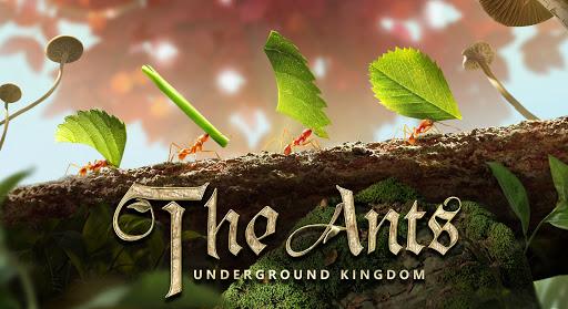 The Ants: Underground Kingdom  screenshots 1