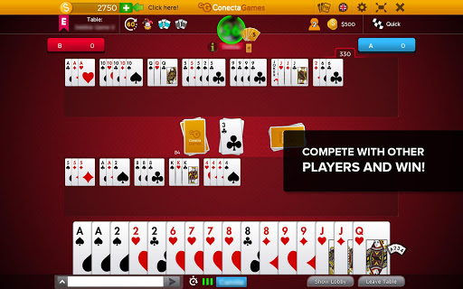 Hand and Foot Canasta apkmr screenshots 10