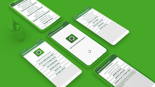 Play Services Errors Help 2021-Fix Play Store Info 1.0.2 screenshots 1