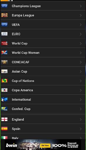 Soccer Live Update  screenshots 4
