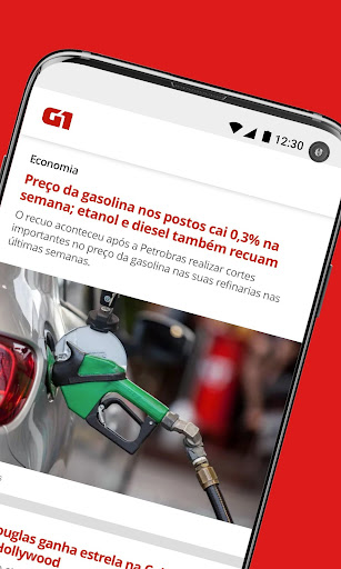 G1 u2013 O Portal de Notu00edcias da Globo 5.1.10 Screenshots 2