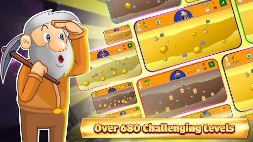 Gold Miner Classic: Gold Rush - Mine Mining Games 2.6.3 screenshots 3