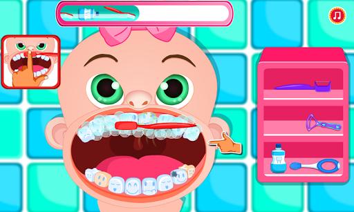 Emily Brushing Tooth  screenshots 11