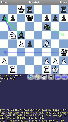 DroidFish Chess  screenshots 2